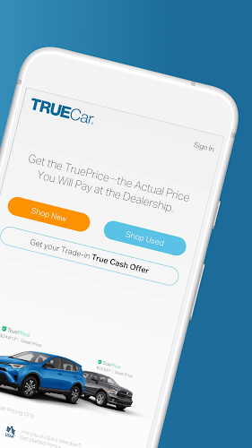 Truecar Used Cars >> Download Truecar The Car Buying App Find New Used Cars