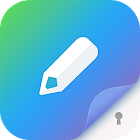 Secure Notes - Note pad icon