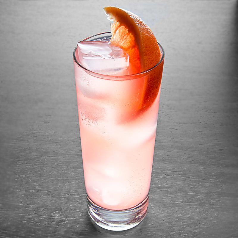 Gin com Toranja