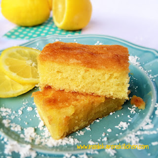 Lemony Lemon Cake Recipe