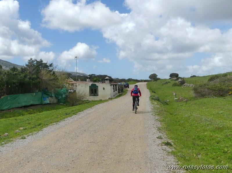 Carril Cicloturista Camino de Ojén