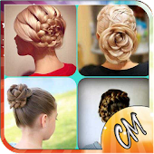 Flower Braid Hairstyles