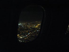 Photo: 13 Apr.: Landing in Tel Aviv at 03.20h