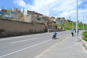 Photo: On the way to Amed city centre