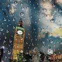 Rainy London Live Wallpaper icon
