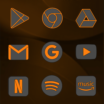 OXYGEN MCLAREN - ICON PACK Screenshot Image