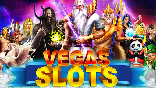 Zeus Slots: Free Slot Machines