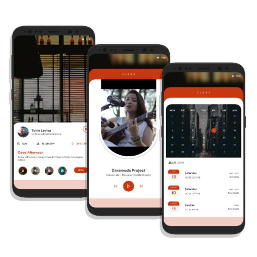HelloUi For KLWP APK Cracked Download