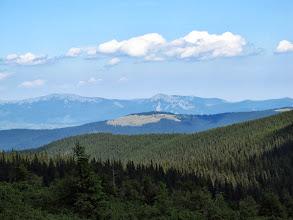 Photo: 24.Jeśli się nie mylę to są to Gorgany, kolejne piękne pasmo górskie Wschodnich Karpatów.