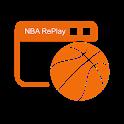 NBA Replay - Basketball Replay icon