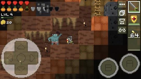 LostMiner: Block Building & Craft Game 6