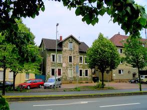 Photo: Der Schandfleck der Universitätsstraße