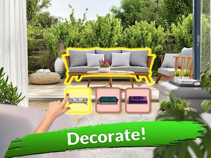 Flip This House 3d Home Design Games Mod Apk Unlimited Lives Boosters V1 100 Vip Apk