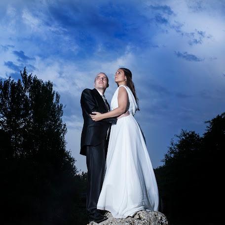 Fotógrafo de bodas Astrafotografia sanchez (Astrafotografia). Foto del 29.09.2016