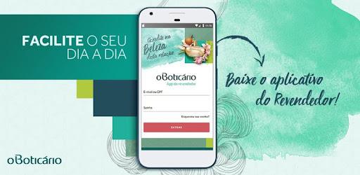 10bfcf50a Revendedor O Boticário - Apps on Google Play