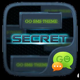 GO SMS SECRET THEME