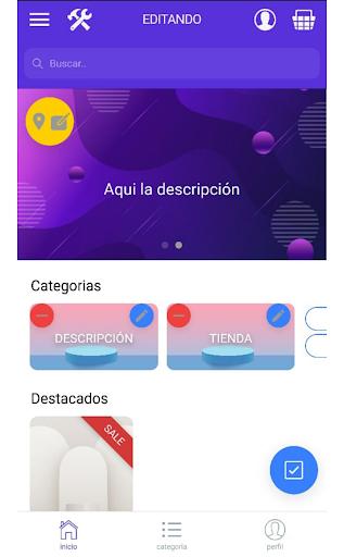 Cercanos App screenshot 1