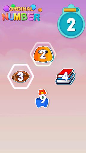 Number Ordinal: Kid Math  screenshots 6
