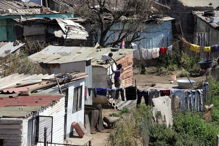Abahlali baseMjondolo says residents in informal settlements are most vulnerable to Covid-19.