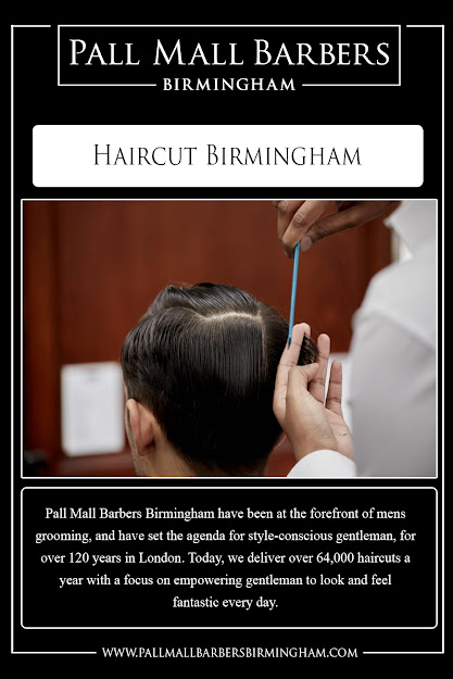 Haircut Birmingham