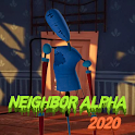 Scary Neighbor Alpha Guide icon