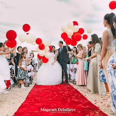 Wedding photographer Magaram Dzhafarov (Lion313). Photo of 17.01.2016