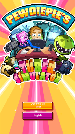 PewDiePie's Tuber Simulator- screenshot thumbnail
