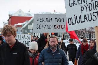 Photo: http://fieldrecording.net/2015/12/02/okkar-allra-sidasti-sens-cop21/