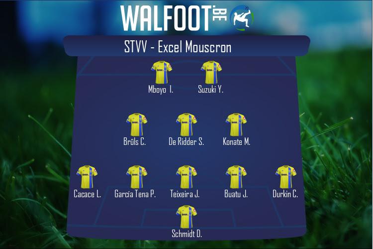STVV (STVV - Excel Mouscron)
