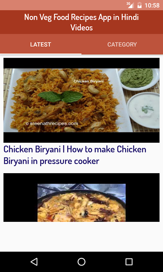 Non veg food recipes app in hindi videos android apps on google play non veg food recipes app in hindi videos screenshot forumfinder Image collections