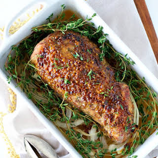 Pork Tenderloin Dijon Mustard Recipes.