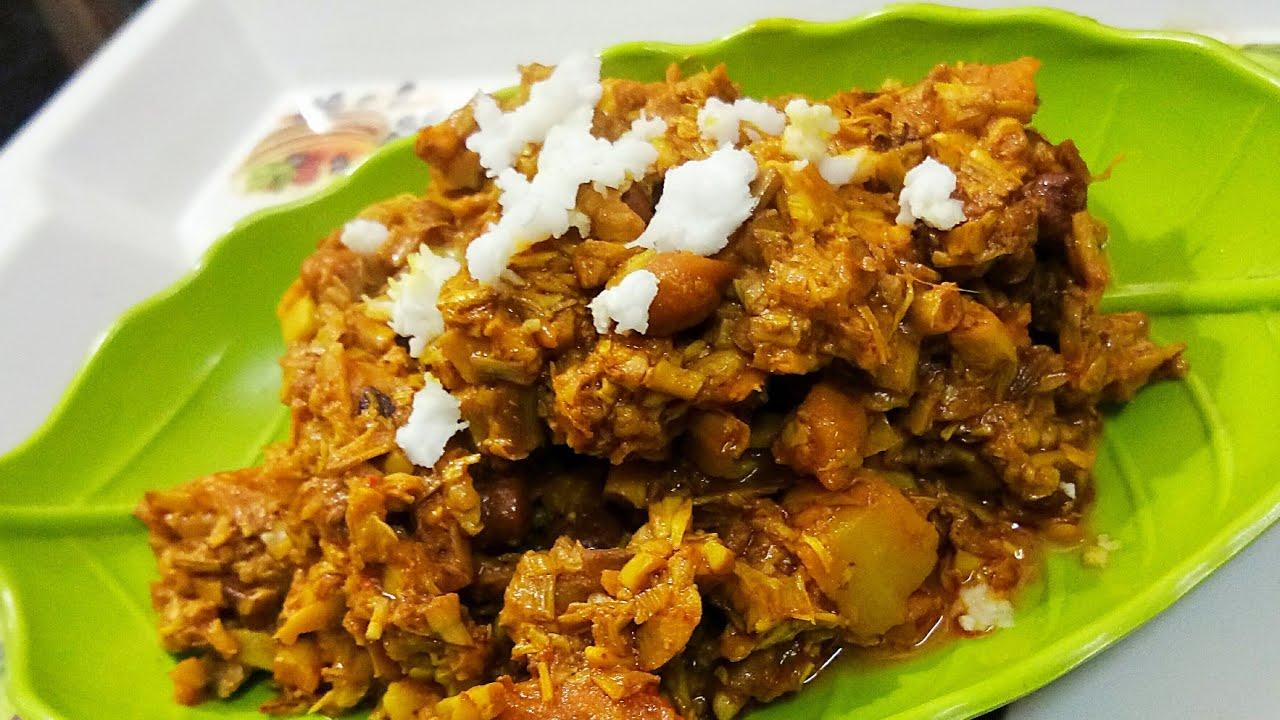 Mochar Ghonto | Banana Flower Recipe Bengali | সর্বোত্তম ...