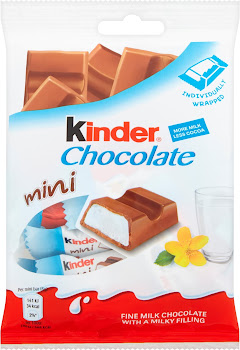 Kinder Chocolate Mini - 72g
