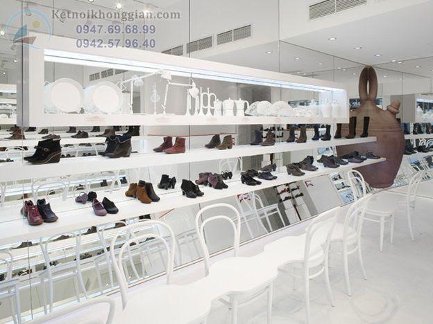 bài trí nội thất shop chuyên nghiệp và phù hợp