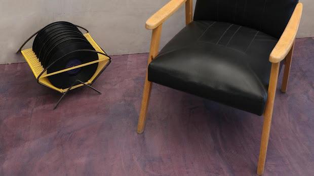 Le béton ciré a un aspect unique qui embellira votre intérieur