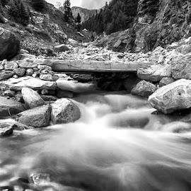 by Abdul Rehman - Black & White Landscapes