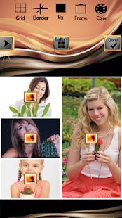Cactus Photo Collage - náhled