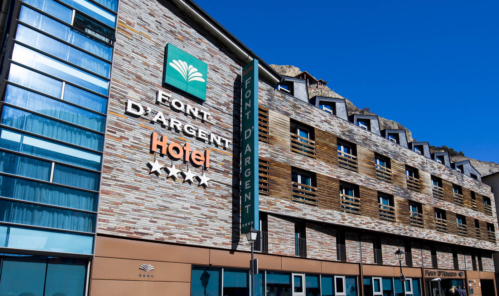 Hotel Font d'Argent Canillo 4*
