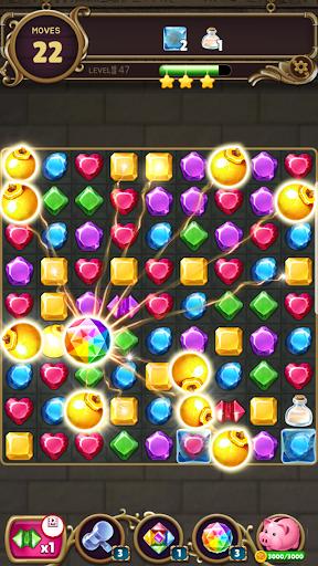Jewel Land : Match Masters 1.0.1 Mod screenshots 4