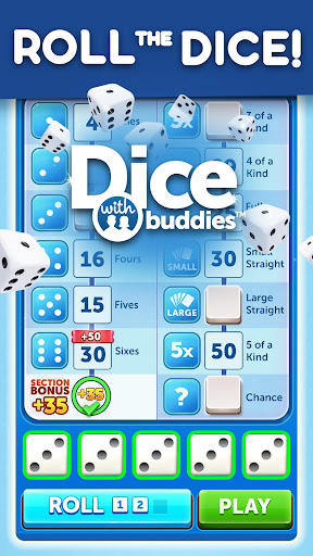 Dice With Buddies™ Free - The Fun Social Dice Game 6.7.2 screenshots 1