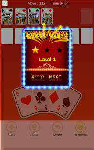 Solitaire 2017 - 300 levels- screenshot thumbnail