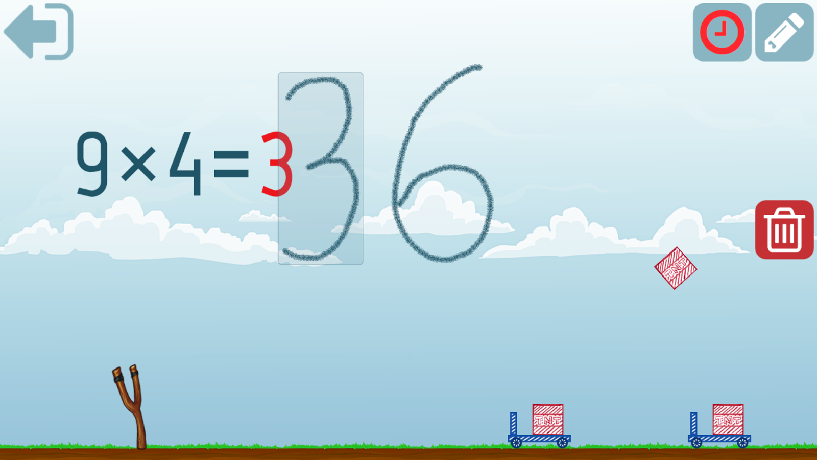 Second grade Math - Multiplication and Division- screenshot