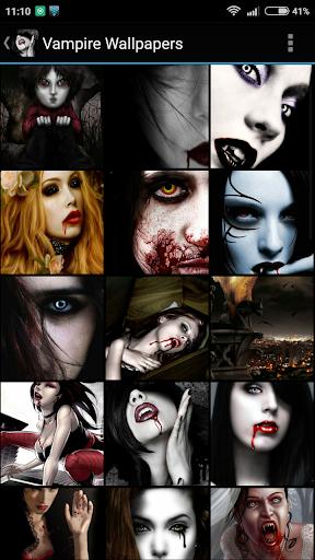 Fondos de Pantalla Vampiros