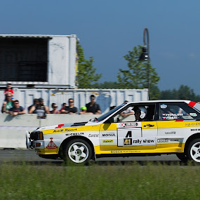Motorsport, rally show,  by Pavel Vrba - Sports & Fitness Motorsports ( motorsport, cars, race, rally show, rallye )