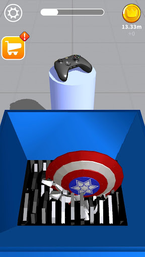 Will It Shred? Satisfying ASMR Shredding Game screenshot 6