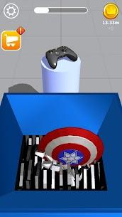 Will It Shred؟لعبة ASMR المُرضية للتقطيع 6