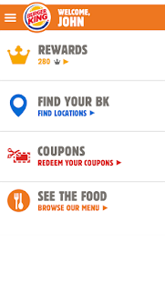 BURGER KING® App - New Zealand- screenshot thumbnail