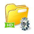 File Manager HD(File transfer) icon