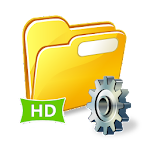 CM FILE MANAGER HD Icon