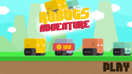 Robots Adventure APK screenshot thumbnail 2